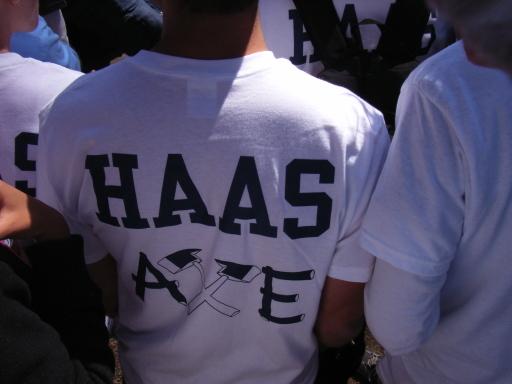 Haas Cohort Axe